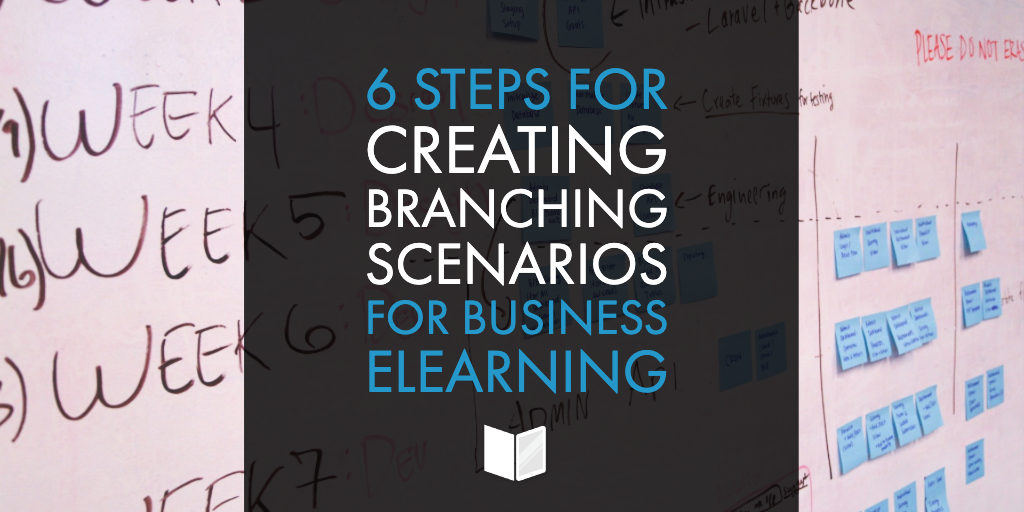 6 Steps for Creating Branching Scenarios for Business eLearning