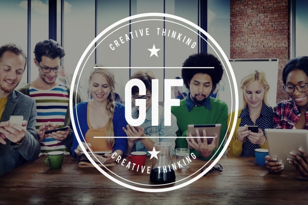 GIFs in Education: Embracing a New Medium for the BuzzFeed Generation