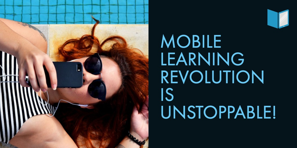 Mobile Learning Revolutionizes Learning & Training