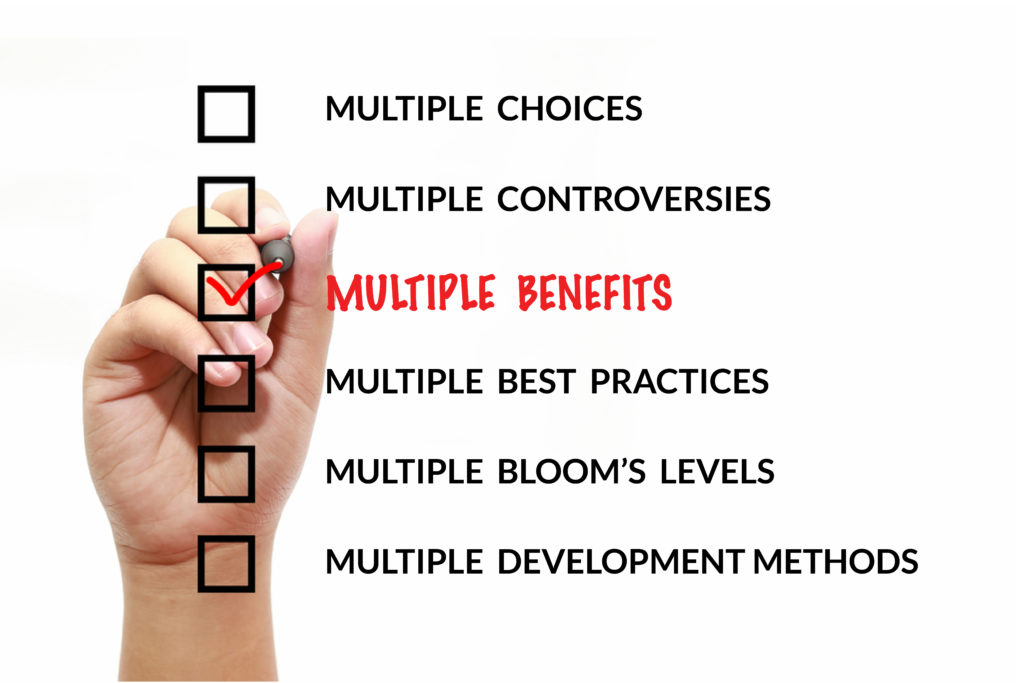 Multiple Choice Questions: Benefits, Debates, and Best Practices