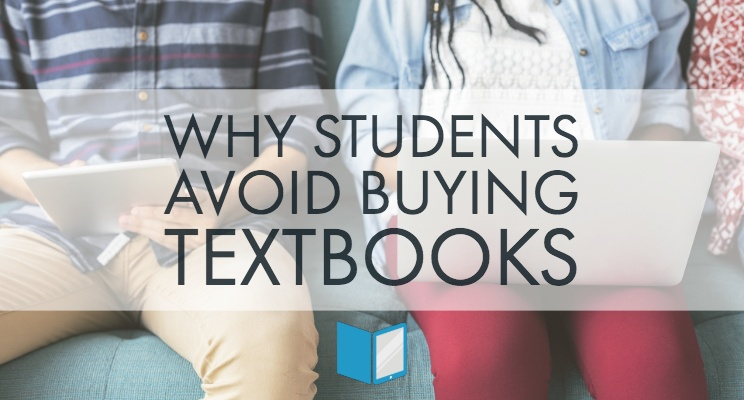 Why Students Avoid Buying Textbooks