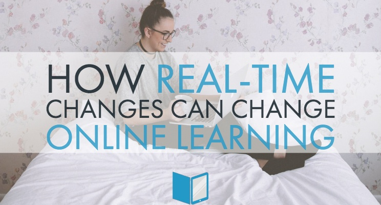 How Real-time Changes Can Change Online Learning
