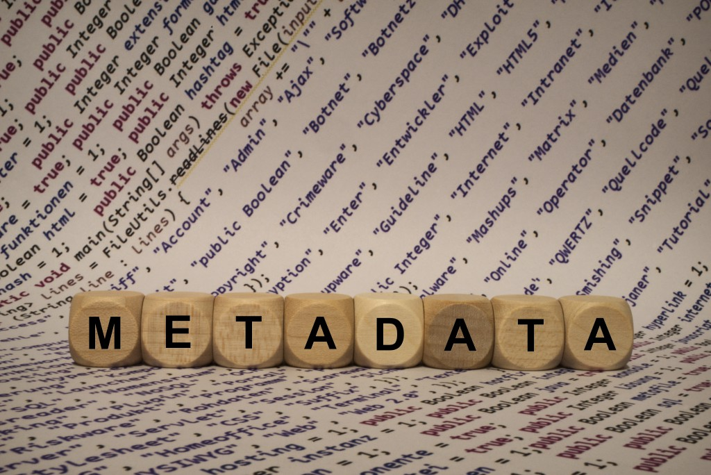 Let's Talk Metadata: A 'Simple' Introduction - What is Metadata