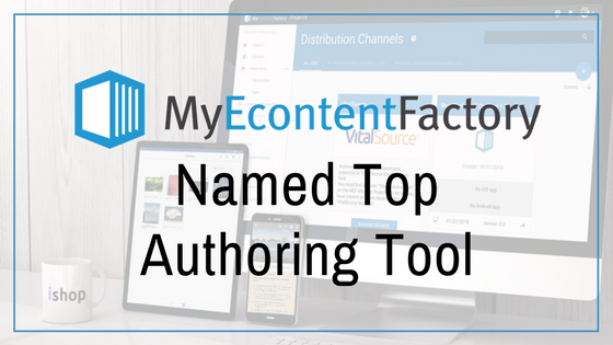 Gutenberg Technology is Chosen as a Top Authoring Tools For The 2nd Consecutive Year